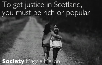 UK Column – Maggie Mellon Story